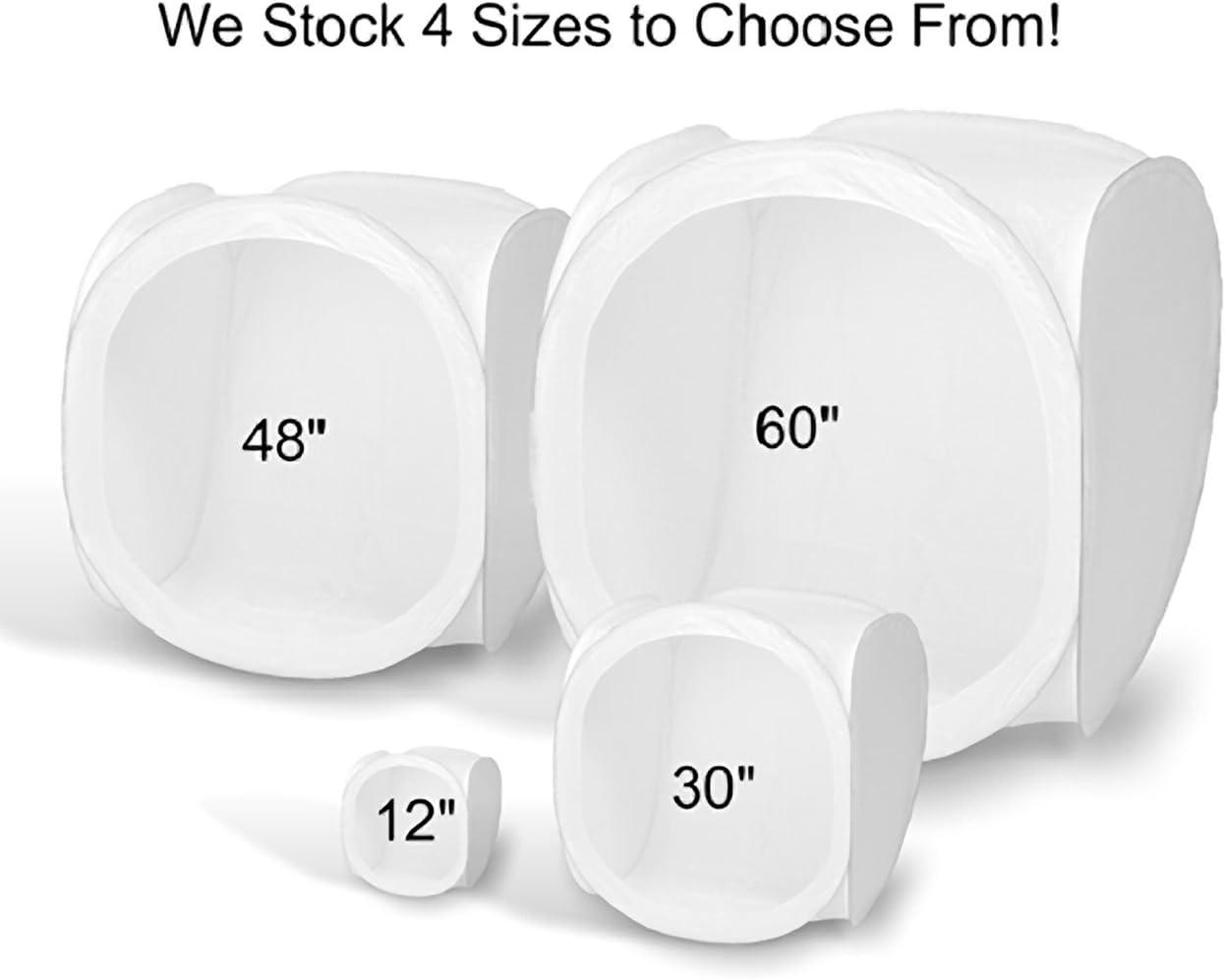 Square Perfect 30 Inch Photography Light Tent-Photo Cube Softbox Light Box 76cm