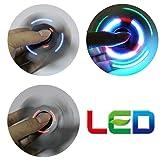 HAIL-SADES Prime Fidget Spinner with LED lights and