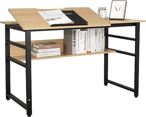 ELECWISH Drafting Drawing Desk