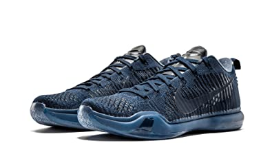 62a02545fdf3 Image Unavailable. Image not available for. Color  Nike Kobe 10 Elite Low  FTB-US 11