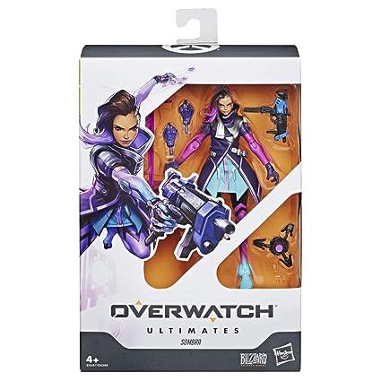 Overwatch E6487ES0 OVW ULTIMATES Sombra, Multicolour