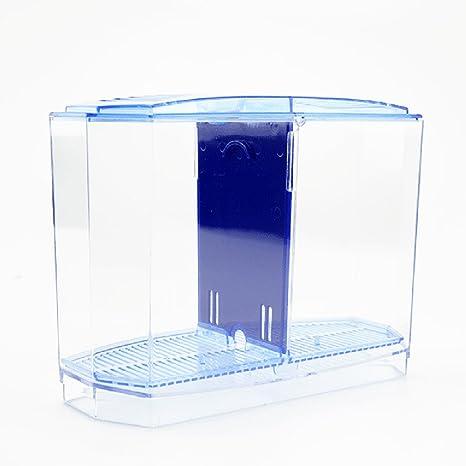 symboat Mini pequeño acuario de tanque de peces Durable con el ...