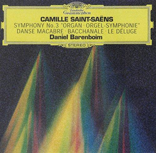 CD : Daniel Barenboim - Saint-saens: Symphony No. 3'organ' (Super-High Material CD, Japan - Import)