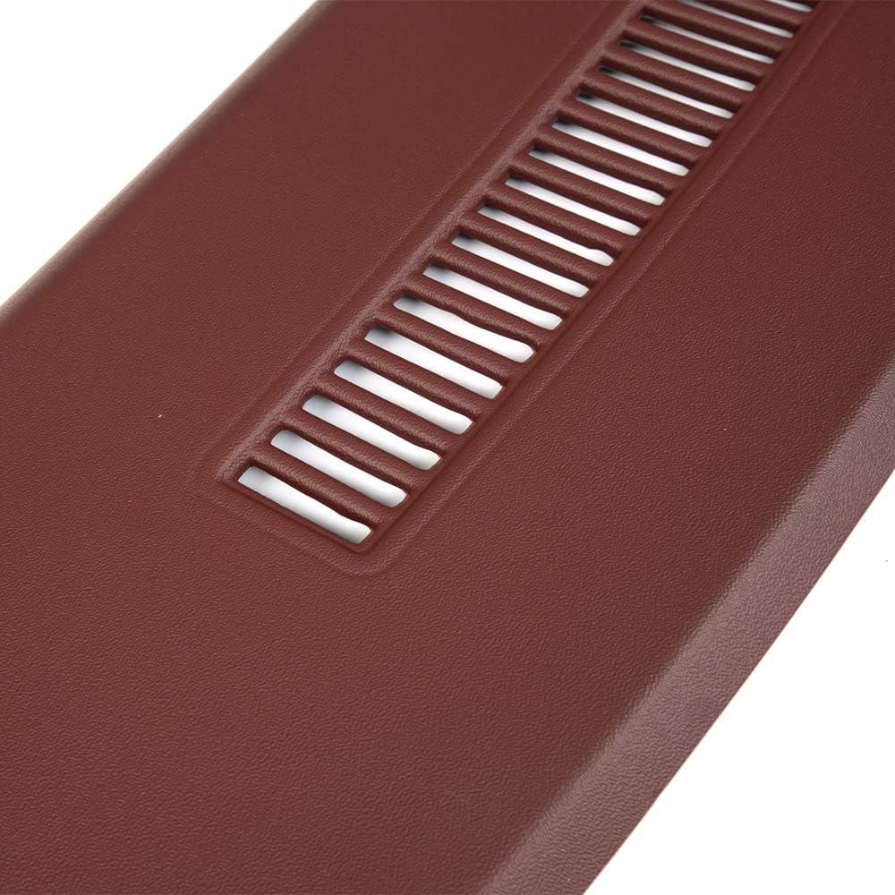 VRracing New Dash Cover Overlay Cap Cover Red for Chevrolet GMC C1500//C2500//C3500 K1500//K2500//K3500 Suburban Blazer Yukon 1988-1994