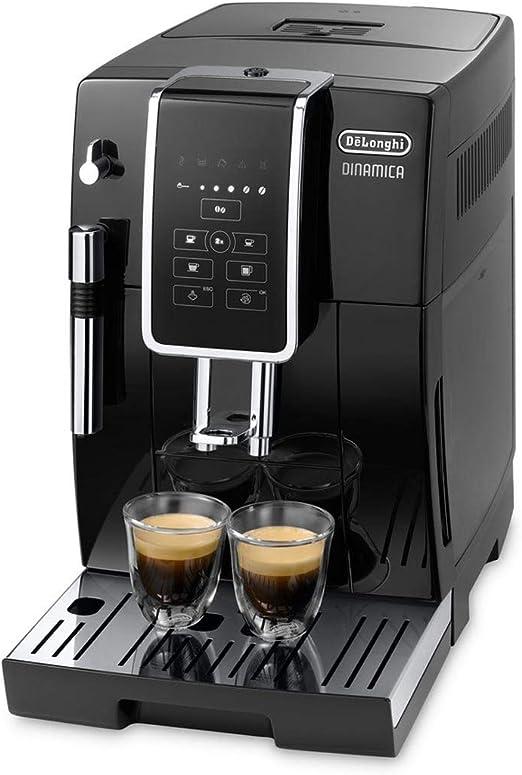 DeLonghi FEB 3515.B cafetera eléctrica Independiente Cafetera combinada 1,8 L Totalmente automática FEB 3515.B, Independiente, Cafetera combinada, 1,8 L, Molinillo Integrado, 1450 W,: Amazon.es: Hogar