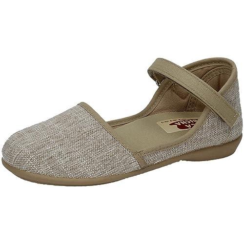 VULCA-BICHA 262 Zapatillas DE Lona NIÑA Zapatillas: Amazon.es: Zapatos y complementos
