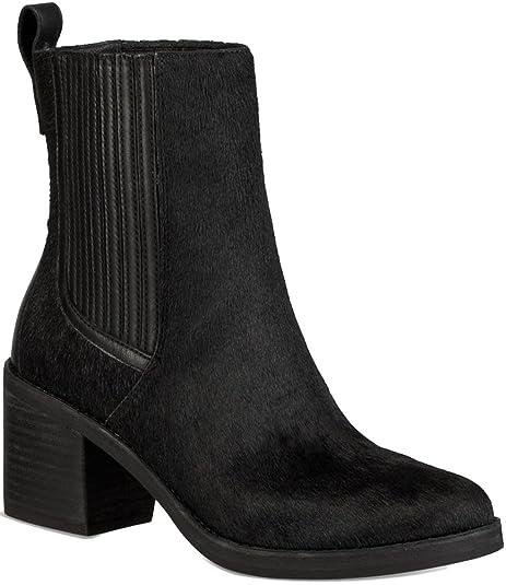 d985c48cfe8 UGG Womens Camden Exotic Chelsea Boot Black Size 10: Amazon.ca ...