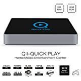 BOLV S912 TV BOX Android 6.0 OS Amlogic S912 Octa core smart TV Box 2GB/16GB Dual WiFi 2.4G/5.8G Bluetooth 4.0 QII Media Player