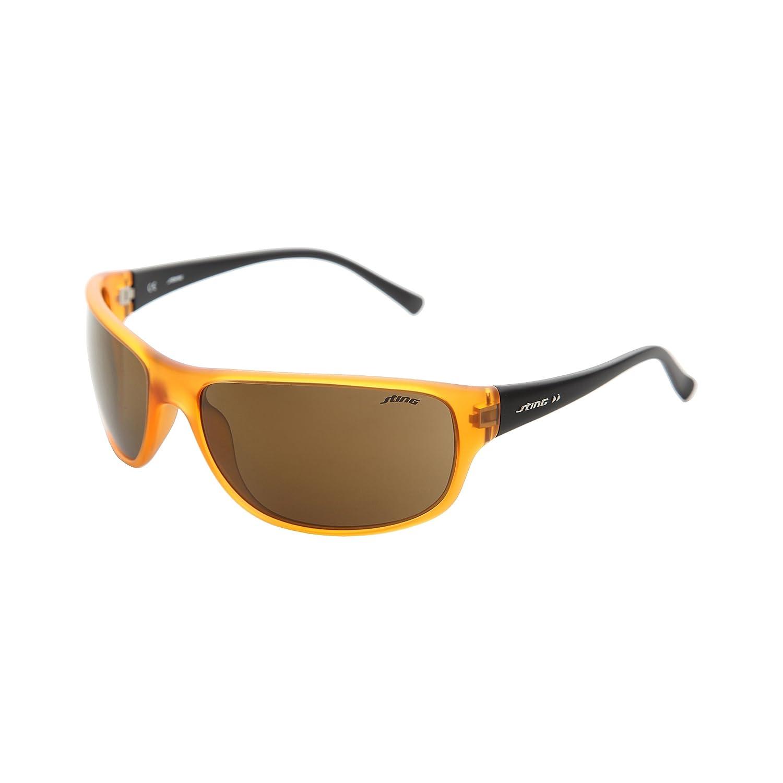 Sting Gafas de Sol SS6427 650T04 W Amarillo UV 3 - Hombre ...