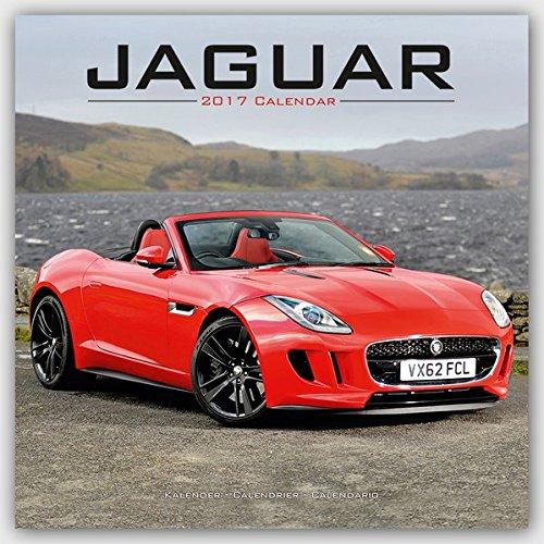 Jaguar 2017: Original Avonside-Kalender [Mehrsprachig] [Kalender] (Wall-Kalender)