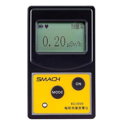 Detector de radiación Nuclear, medidor de dosis Personal, Alarma de Prueba de xraftibeta,