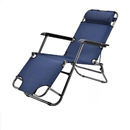 ZLJTYN Lounge Chairs, DECK Chairs, Outdoor Patio Chaise Lounge Chair  Folding Recline Medium,