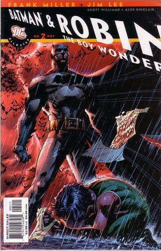 ALL STAR BATMAN & ROBIN, THE BOY WONDER, #2 ()