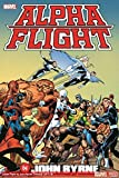 img - for Alpha Flight by John Byrne Omnibus book / textbook / text book