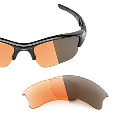 14b47feda3 Revant Replacement Lenses for Oakley Flak Jacket XLJ Elite Adapt Orange  Photochromic