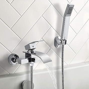 Duscharmatur Brause Wannenarmatur Armatur Einhandmischer Bad Wasserhahn Chrom DE