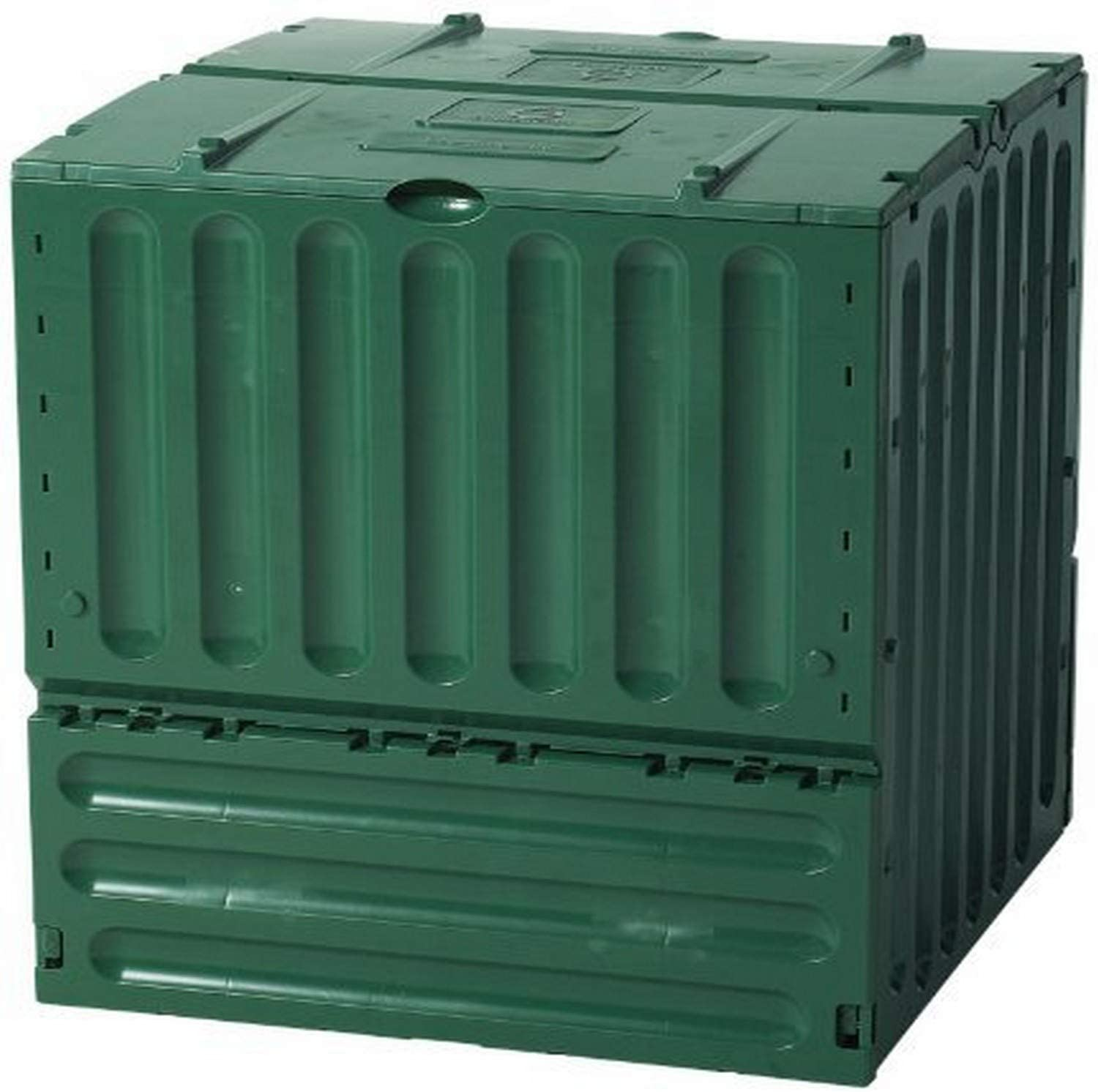 Tierra Garden 627001 Large Eco King Polypropylene 158-Gallon Composter, Green