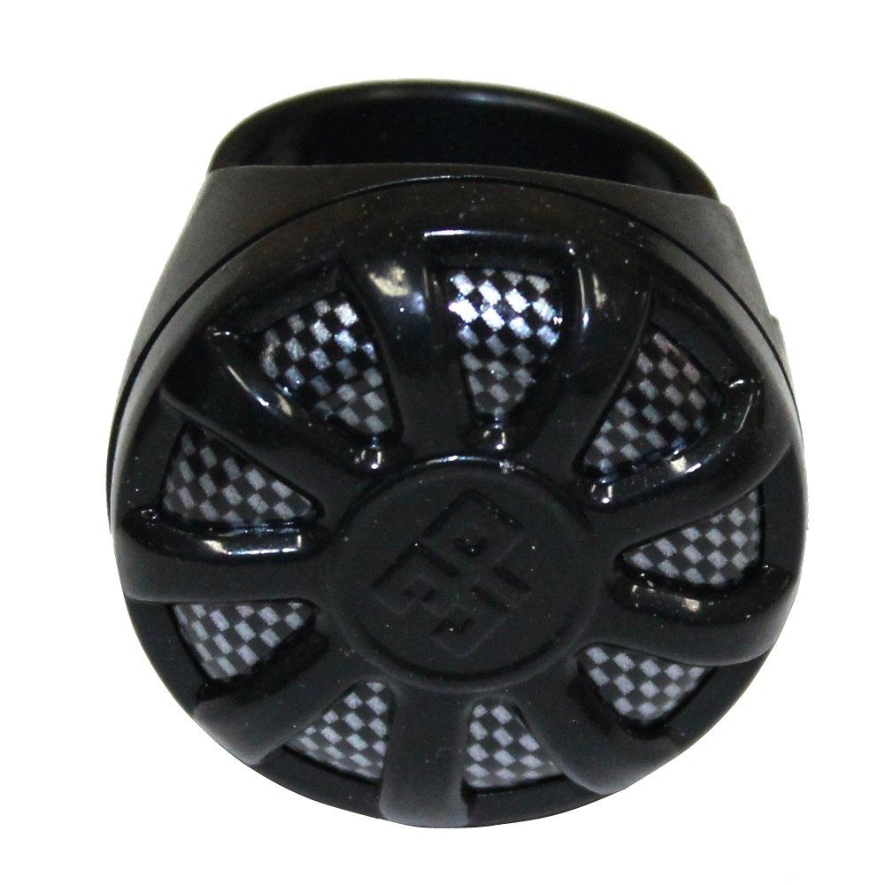Aerzetix -Mini-Extendable Steering Car Steering Wheel Knob 3800946234951