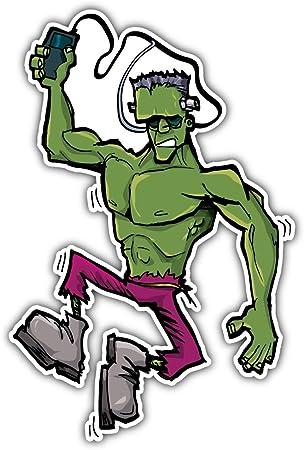 Details about  /Frankenstein Vinyl Sticker Decal Car Auto Laptop Phone