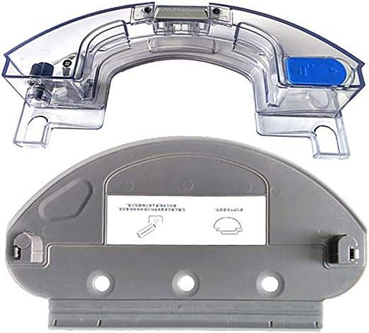 Bluelirr 1 soporte para fregona de repuesto, 1 depósito de agua para aspiradora Ecovacs Deebot Ozmo 950 Roboter, accesorio de repuesto: Amazon.es: Hogar
