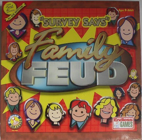 family feud board game 2nd edition - 1