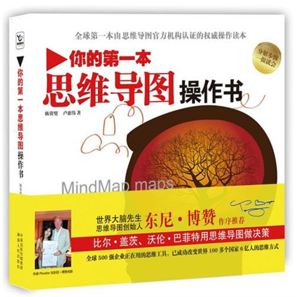 Your First Operation Guide for Mind Mapping (Chinese Edition) PDF