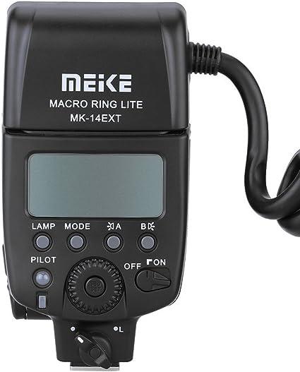 Meike Ttl Blitzgerät Mk 14exm Für Reflex Canon Eos Kamera