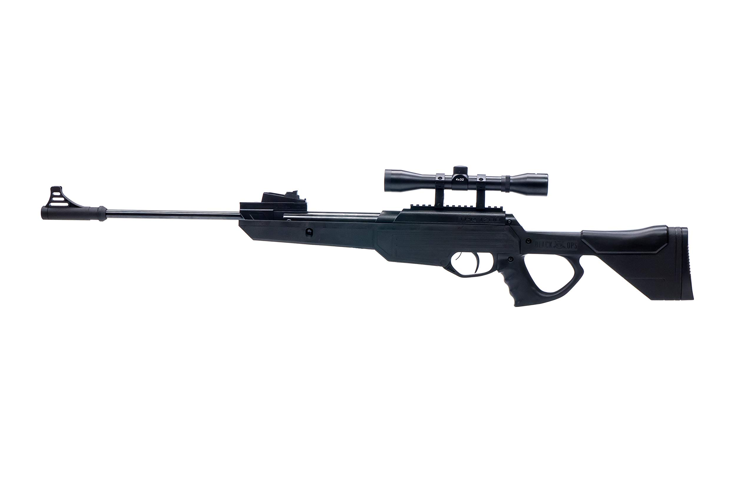 Bear River Pellet Gun Air Rifle For Hunting Scope Included TPR 1200 by Bear River