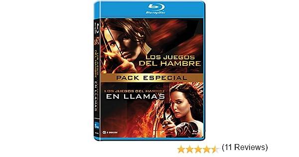 Pack Los Juegos Del Hambre 1 + 2 (Bd) [Blu-ray]: Amazon.es: Liam ...