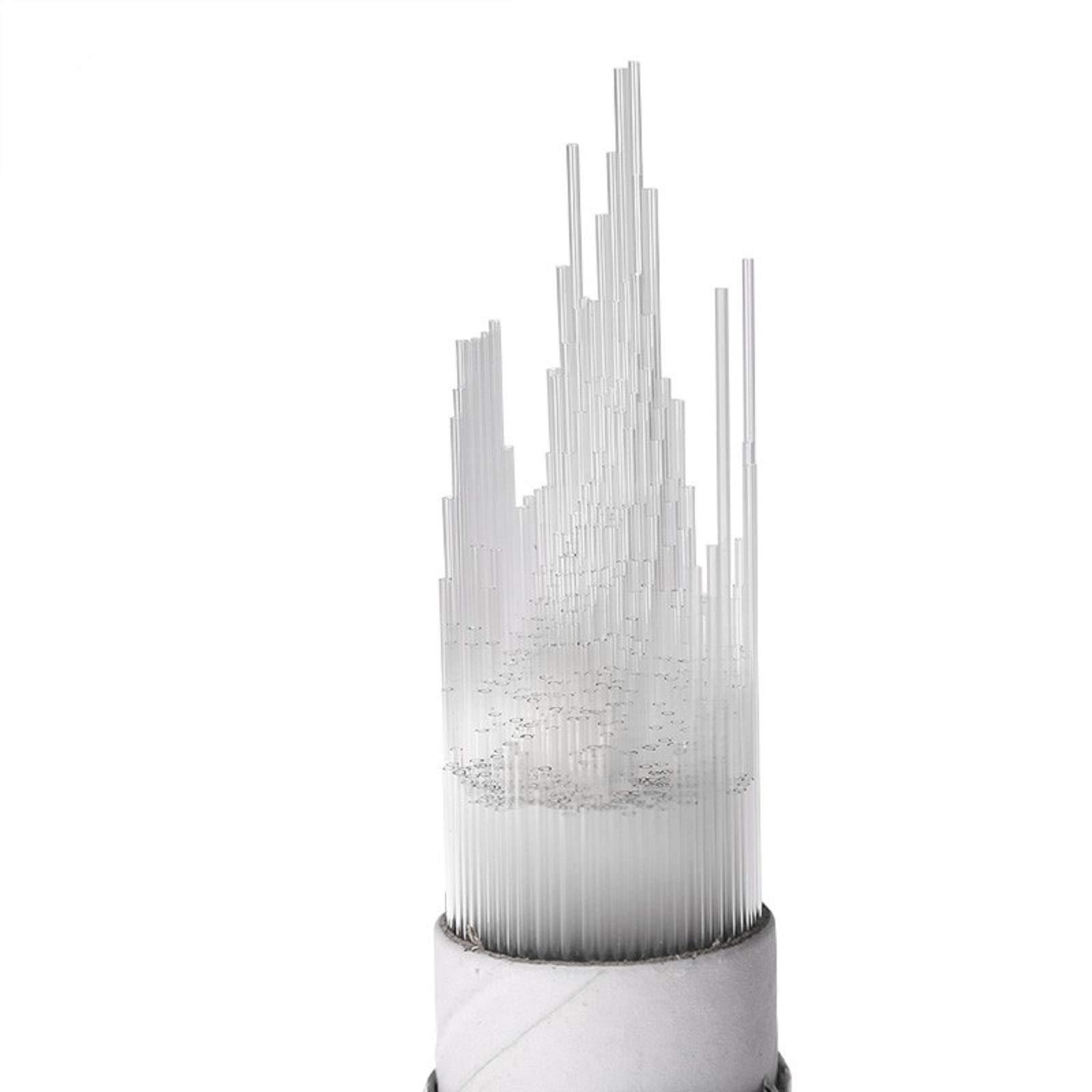 Deschem 500PCS,150mm,Glass Melting Point Capillary Tube,6'',ID 0.9-1.1 mm,Both Open Ends by Deschem