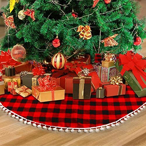 Trim Home Christmas Trees - 4