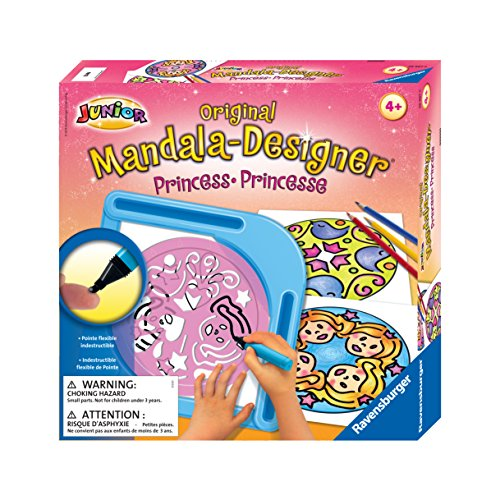 - Ravensburger Original Mandala Designer Junior Princess Playset