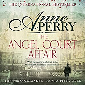 The Angel Court Affair Audiobook