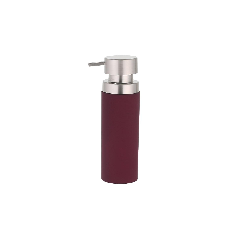 Axentia 'Lena Dispenser, Acciaio INOX, bordeaux, 6.5 x 6.5 x 21 cm Axentia ' Lena Dispenser 126782