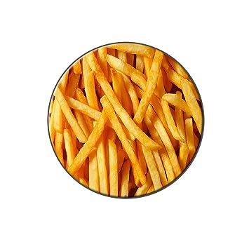 Patatas fritas Metal camiseta de gorro de solapa bolso bolsa ...