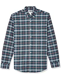 Men's Regular-Fit Long-Sleeve Pocket Oxford Shirt