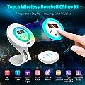 KERUI Wireless Door Chime Alarm Security Doorbell for Home Business