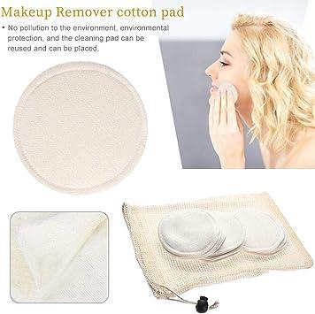 Discos desmaquillantes reutilizables 12pcs for quitar maquillaje ...