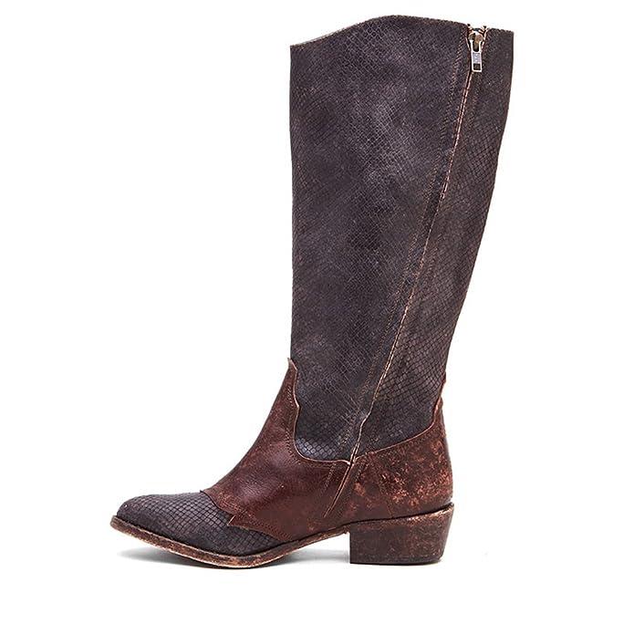 102d528f2 Amazon.com   Matisse Women's Trouble Boots   Knee-High