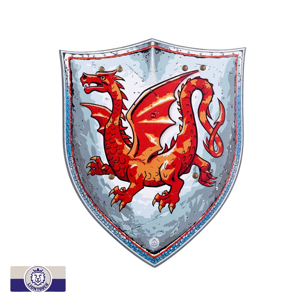 Liontouch 29301Ambre Chevalier Dragon Shield