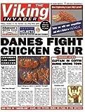 The Viking Invader (Newspaper History) by Fleming, Fergus published by Usborne Publishing Ltd., London (1997)