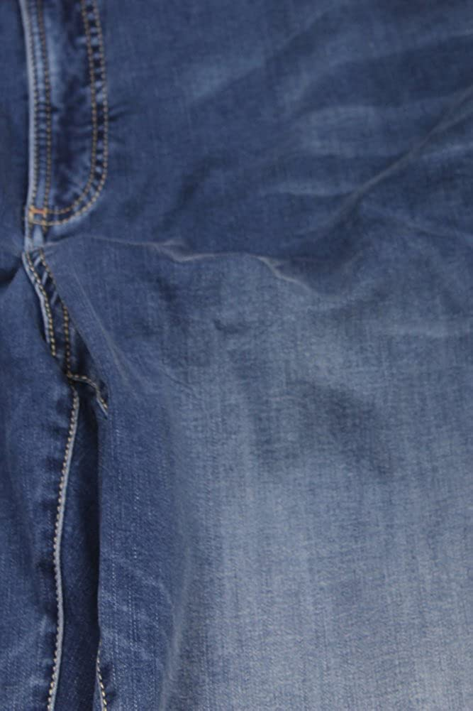 9ee31726886a INC Womens Denim Medium Wash Straight Leg Jeans Blue 24W  Amazon.ca   Clothing   Accessories