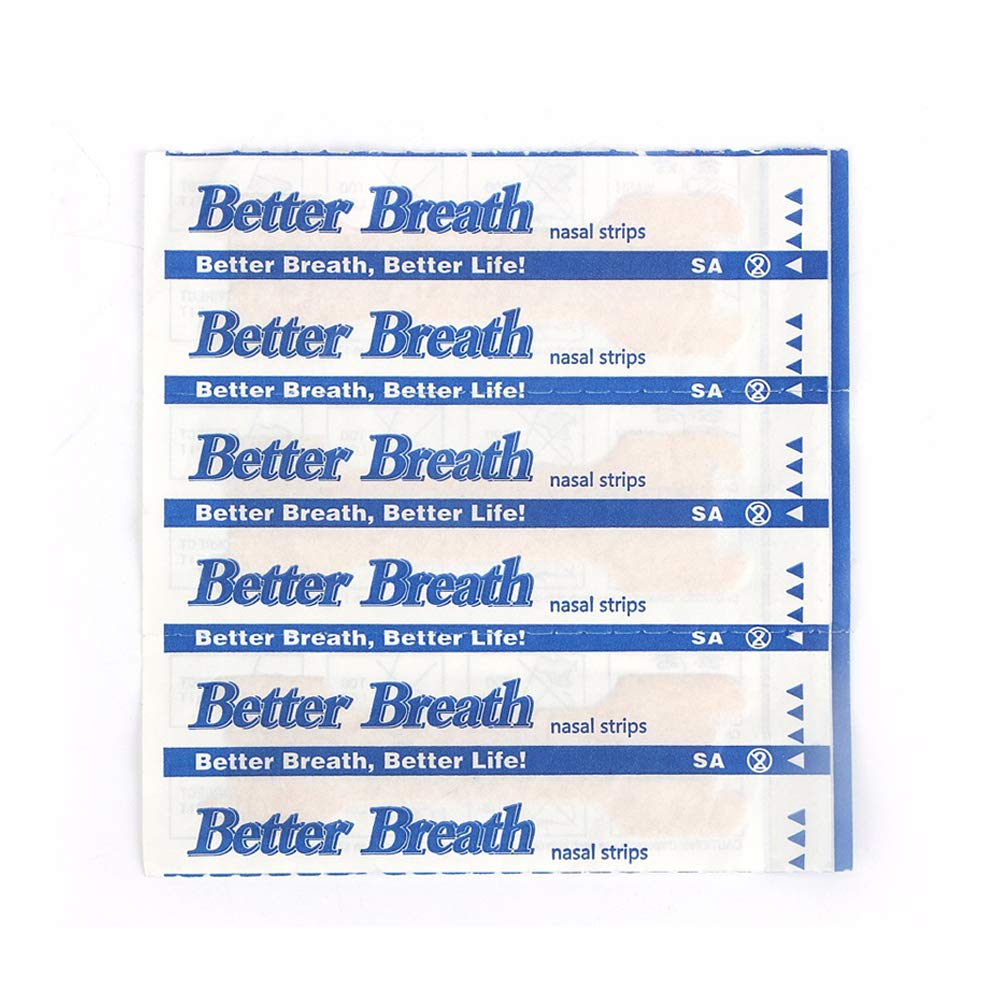 Nasal Strips(Medium) Better Breath Anti Snoring Snore Reducing(30 Pcs, 55mm*16mm) Only Dental