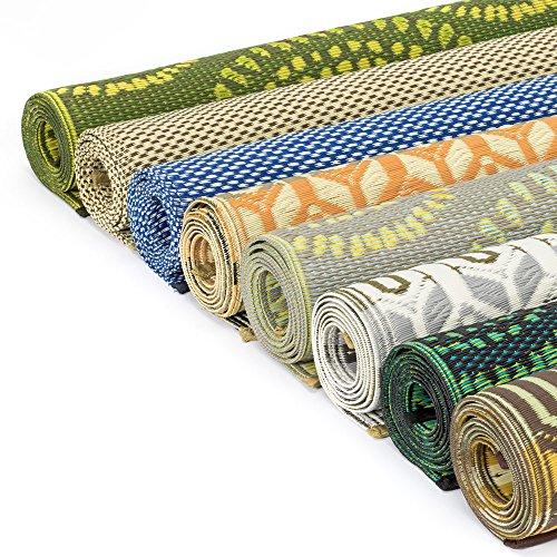 eluxurysupply outdoor rug mad mats uv fade resistant waterproof woven outdoor mat 100. Black Bedroom Furniture Sets. Home Design Ideas
