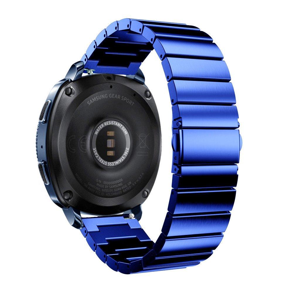Amazon.com: Banda de reloj para samsung Gear Spor, 20 mm ...