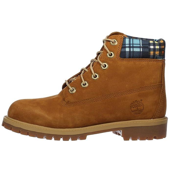 6 Fauve Et Boots Timberland Garcon Premium Sacs Chaussures HwPdO6qx