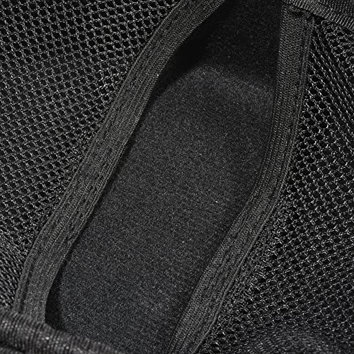 Hard Carry Travel Bag Case for iJoy Matte Finish Premium Rechargeable Wireless Headphones Bluetooth Over Ear Headphones Foldable Headse by Aproca (Image #2)