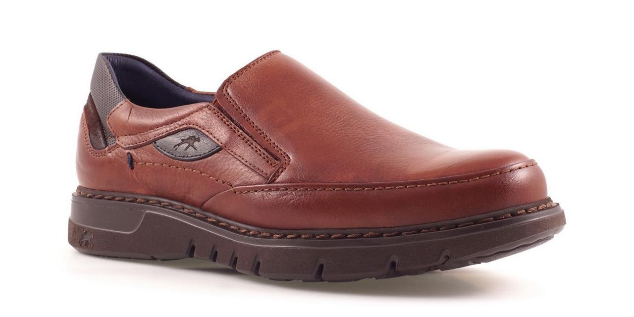 Fluchos Celtic F0249 Marrón 42 EU|Marrón Zapatos de moda en línea Obtenga el mejor descuento de venta caliente-Descuento más grande