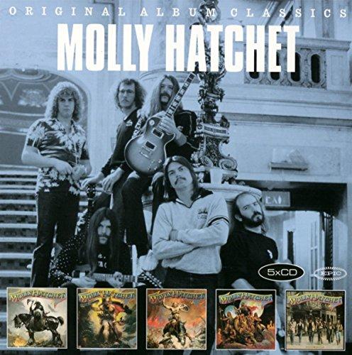 Molly Hatchet - Original Album Classics [No USA] (United Kingdom - Import, 5PC)