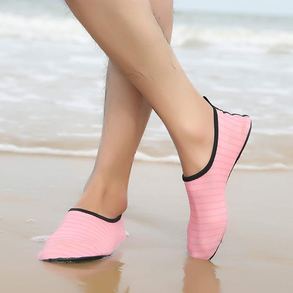 VICCKI Couples Water Sport Quick Dry Barefoot Outdoor Beach Swim Surf Beach Sock Shoes